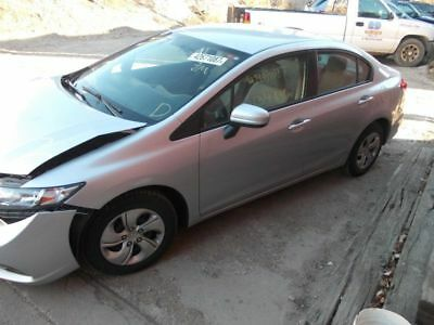 Speedometer Cluster US Market Lower Assembly LX CVT Fits 14-15 CIVIC 145838