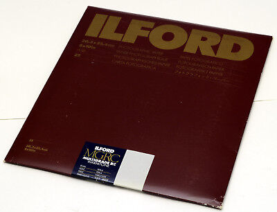 8x10 ILFORD Multigrade Warmtone PEARL RC paper 25 sheet boxes