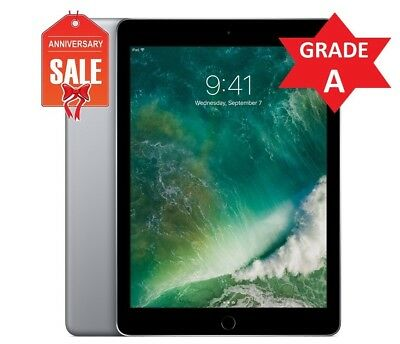 Apple iPad Pro 2nd Gen. 64GB, Wi-Fi, 10.5in - Space Gray - GRADE A CONDITION (R)