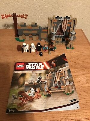 LEGO Star Wars Battle On Takodana (75139