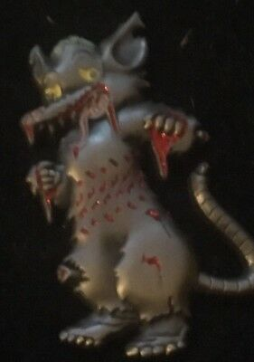 Phish-3D Zombie Possum Pin Red Variant Limited Edition Sold Out