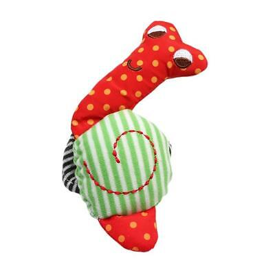 1PC Baby Infant Kids Toy Soft Animal Hand Wrist Bells Rattles LIN