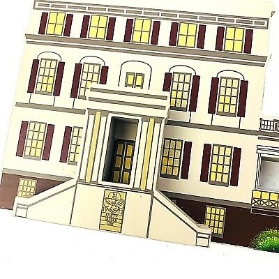 shelia's collectibles houses Juliette Gordon Law House Savannah Georgia