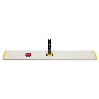 Rubbermaid Commercial HYGEN Quick Connect Single-Sided Frame 36 1/10w x 3 1/2d