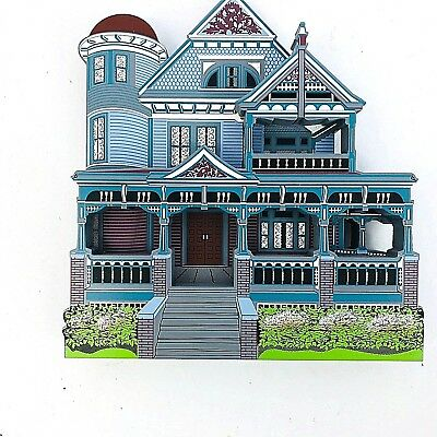 shelia's collectibles houses Zabriskie House 1889: Omaha Nebraska