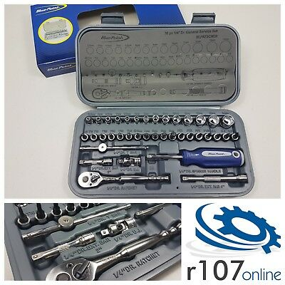"""Blue Point 38pc 1/4"""" Socket Set, Incl. VAT. As sold by Snap On."""