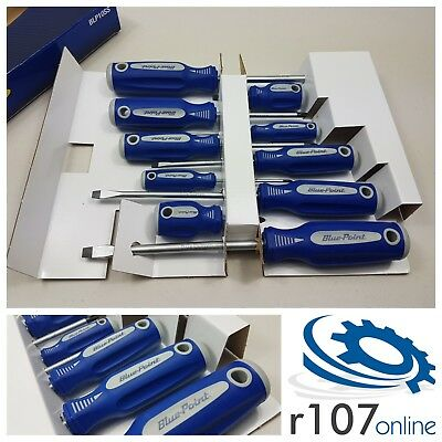 Blue Point 10pc Screwdriver Set, Incl. VAT. As sold by Snap On.