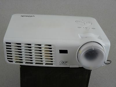 Vivitek D508 DLP LCD Video Projector Tested No Remote Free Shipping