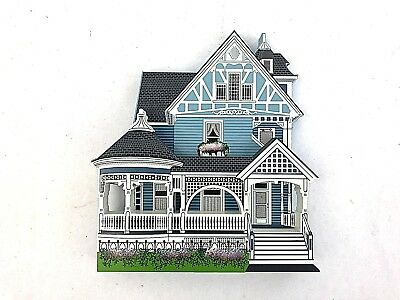 shelia's collectibles houses Harvard House 1899: Lewes Delaware
