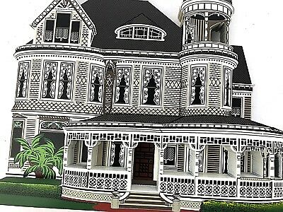 shelia's collectibles houses Long Waterman Mansion San Diego California