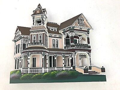 shelia's collectibles houses Edwards Mansion redlands California