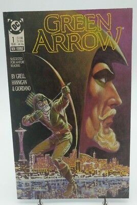 Green Arrows #1 Volume 1 February 1988 DC Comics First Print Combined Shipping