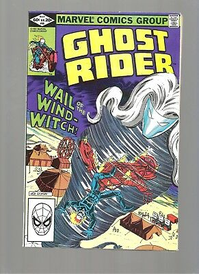 Ghost Rider #66 High Grade 9.6 Copy  Wind Witch