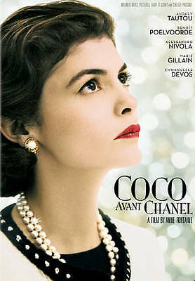 Coco Avant Chanel (Coco Before Chanel)     DVD     LIKE NEW