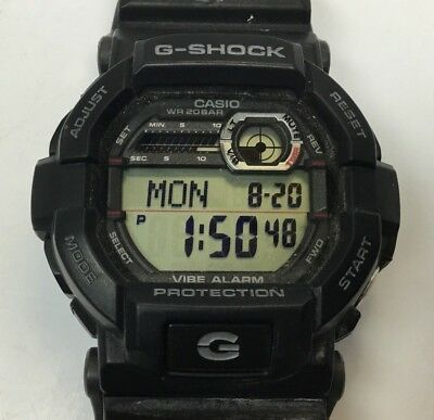 Casio G-Shock Men's GD-350 50mm Vibrate Alarm World Time Sport Watch