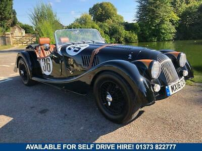 Morgan 4/4 Classic Sports Car Available For Self Drive / Wedding Hire