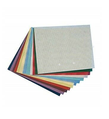 7 count. 10 count. 14 count Plastic Canvas Choose Color!! with Cheap shipping