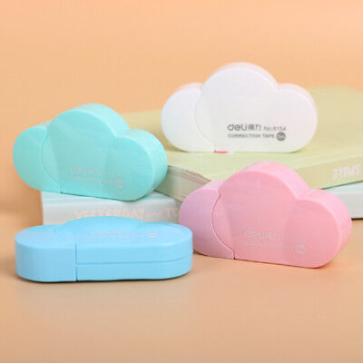 Mini Clouds Correction Tape Altered Tools School Office Corrector Stationery