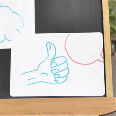 Durable Magnetic Whiteboard Dry Erase Drawing Recording Whiteboard Marker Eraser