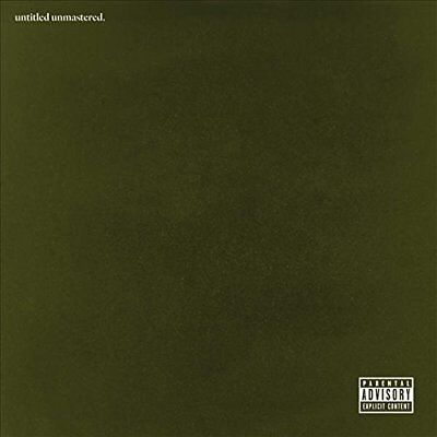 Kendrick Lamar - Untitled Unmastered. [Vinyl LP] (NEU)