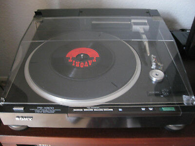 SONY PS-X800 Stereo Turntable System