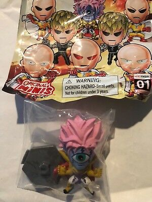 ONE PUNCH MAN ORIGINAL MINI FIGURES SERIES 1 Lord Boros