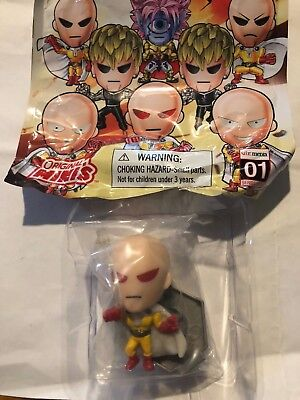 ONE PUNCH MAN ORIGINAL MINI FIGURES SERIES 1 Saitama
