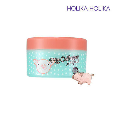 [HOLIKA HOLIKA] Pig Collagen Jelly Pack 80g / Anti-wrinkle Korean Cosmetic