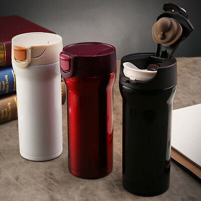 Vacuum Cup Thermal Bottle Coffee Gift Double Layer Stainless Steel Anti-wear