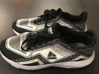 00f684e6b13 RBX Live Life Active - Men sneakers - Size 11- Preowned Black White Training  Run