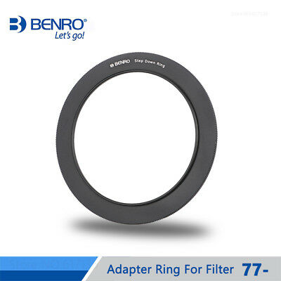 Benro Adapter Ring 77mm To 49/52/55/58/62/67/72mm Holder For Camera Lens