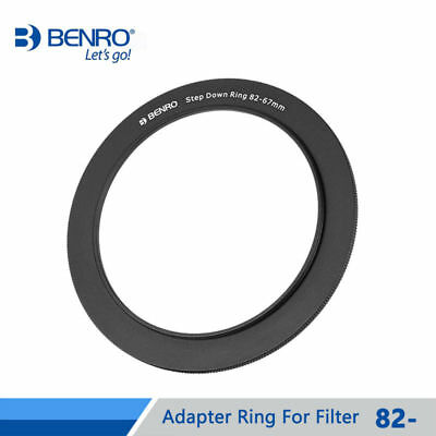 Benro Adapter Ring 82mm To 37/39/40/40.5/43/46/49/52/55mm Holder For Camera Lens