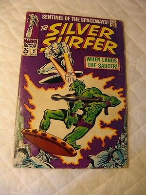 Silver Surfer 2 (1st series)