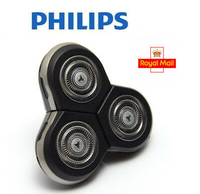 Replacement 3D Shaver Razor Blades Heads for Philips RQ10 RQ11 RQ12 UK Stock