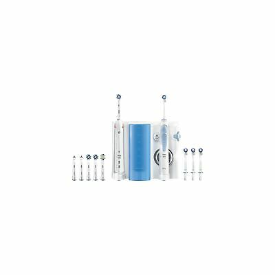 Braun Oral-B PRO 5000 SmartSeries CrossAction + Oxyjet Center, Neu OVP
