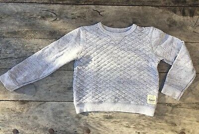 Boys Country Road Quilted Jumper Size 5