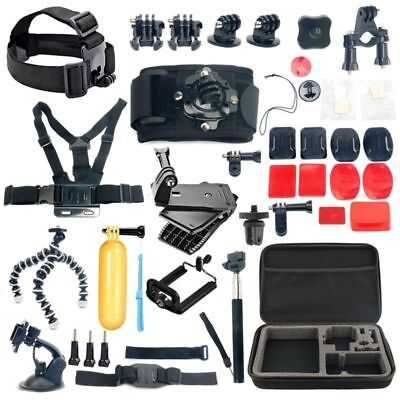 Sport Accessories 42-in-1 Accessory Kit Bundle for Gopro Hero 5/4/3+/3/2/ NEW