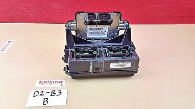 2007-2008 Jeep Grand Cherokee Sebring Power Supply Fuse Box With Module OEM