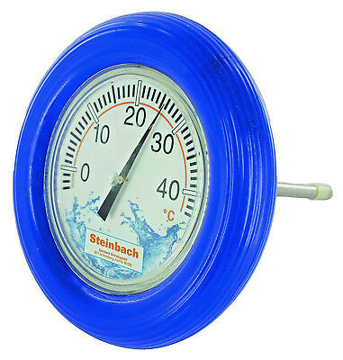 Steinbach 061320 Rundthermometer Polothermometer Thermometer Schwimmring Pool