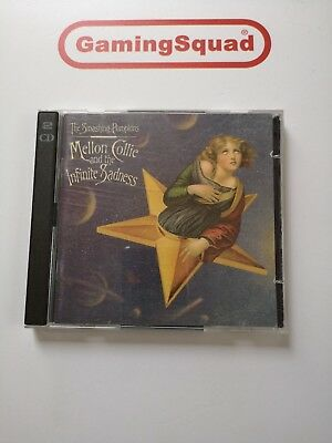 The Smashing Pumpkins, Mellon Collie & Infinite CD, Supplied by Gaming Squad Ltd