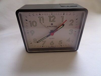 Junghans Made In Germany Travel/Desk Alarm Clock