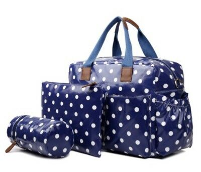 Maternity Bag Incl. Changing Mat, Bottle Pouch
