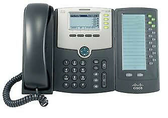 New  Cisco SPA500DS IP phone Black Wired handset LCD 30 lines BSPA500DS
