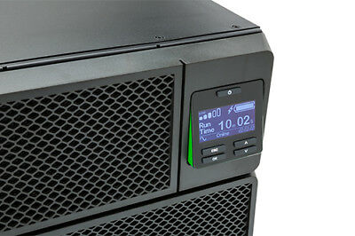 APC Smart-UPS On-Line Double-conversion (Online) 6000VA 10AC outlet(s) Rackmount