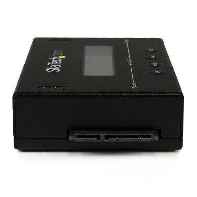 New StarTech.com 1:1 Drive Duplicator and Eraser for 2.5in / 3.5in SATA Drives