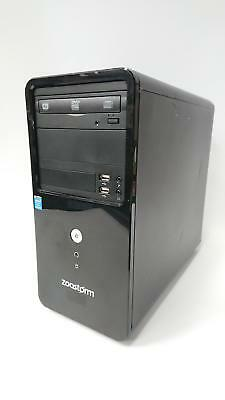 Custom Windows 10 PC - Intel Dual Core 3.2GHz, 4GB DDR3 RAM, 500GB Hard Drive