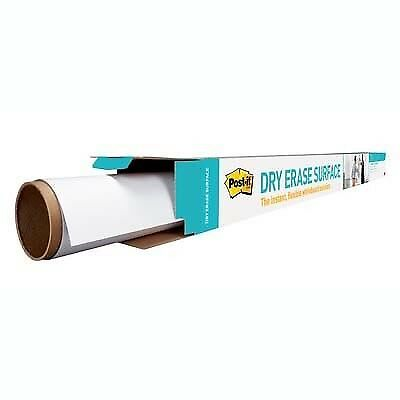 Post-It Dry Erase Surface 900 X 600Mm 3M