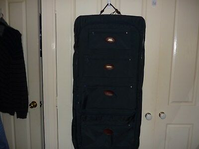 Monsac suit, dress, garment travel bag