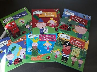 Ben And Holly Story Box Books Nanny Plum Wise Old Elf