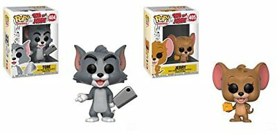 Funko Pop! Animation: Tom and Jerry 32165.66 Set of 2